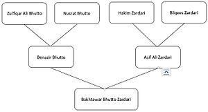 Zardari family - Bakhtawar Bhutto Zardari's Family Tree