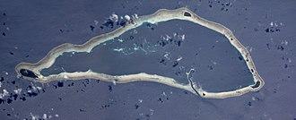 Sapwuahfik - Image: Ngatik Atoll