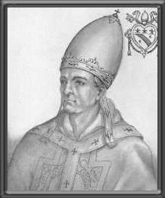 1287–88 papal election - Image: Nicholas IV