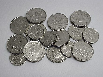 coins made of pure nickel Nickel