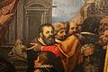 Nicodemo ferrucci, gli artisti fiorentini studiano le opere di michelangelo, 1615-16, 02 vasari e cigoli.JPG