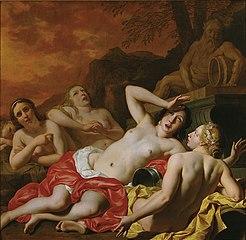 De Heliaden bewenen de dode Phaëton