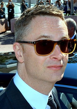 The Neon Demon - Director Nicolas Winding Refn promoting the film at the 2016 Cannes Film Festival.