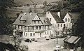 Niedersteinbach-Hôtel-Restaurant du Cheval Blanc-7 juin 1954.jpg