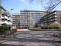 Nijmegen, hoogbouw Rentmeestercomplex.JPG