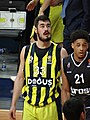 Nikola Kalinic (basketball) 33 Fenerbahçe Men's Basketball 20180209 (2).jpg