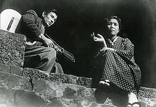 <i>A Japanese Tragedy</i> 1953 film by Keisuke Kinoshita