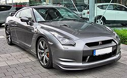 Nissan GT-R 20090620 front.JPG