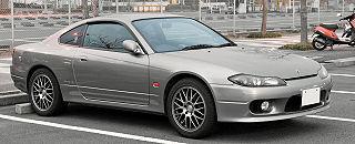 Nissan Silvia Motor vehicle