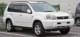 Nissan X Trail Wikipedia