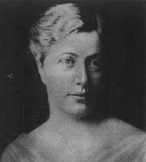 """George S. Patton - Anne Wilson """"Nita"""" Patton, Patton's sister. She was engaged to John J. Pershing in 1917-18."""