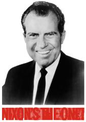 Facsimile of a Nixon campaign poster