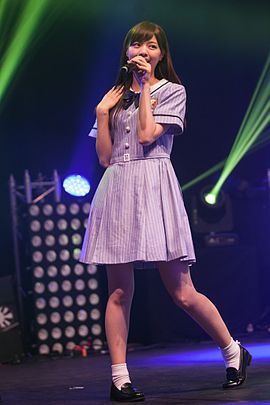 Nogizaka46 at Japan Expo 2014 (5).jpg