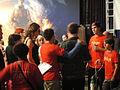Noobz Movie Shoot - going over the final scene (6316503691).jpg