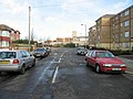 North Circular Road, Edmonton, London N18 from Dysons Road - geograph.org.uk - 315906.jpg