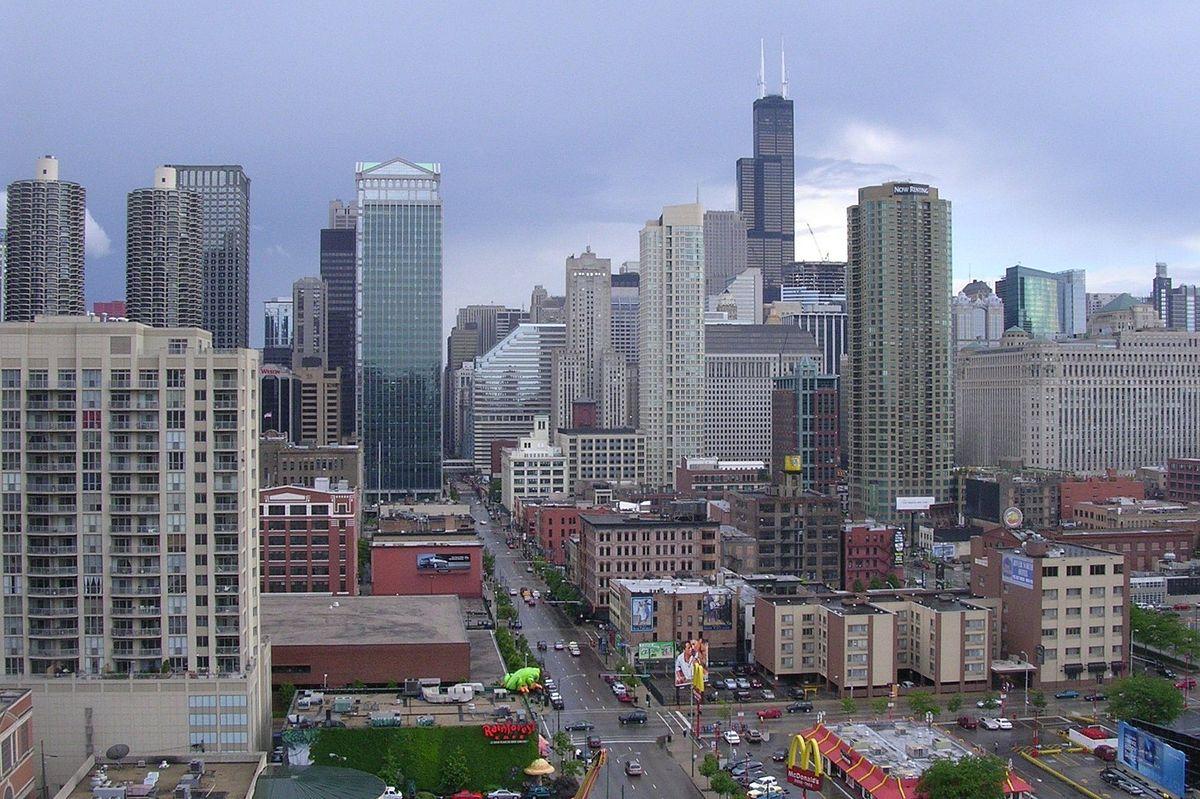 Clark Street (Chicago) - Wikipedia