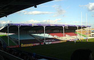 Twickenham Stoop - The North Stand