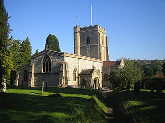 Northchurch - Image: Northchurch St Mary's Church geograph.org.uk 590845