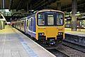 Northern Rail Class 150, 150139, platform 3, Manchester Victoria railway station (geograph 4512939).jpg