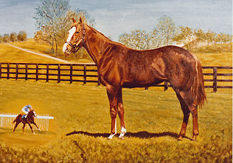 Prix Jacques Le Marois - Northjet, oil on canvas  Painting by Bob Demuyser (1920-2003)
