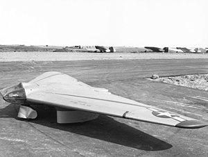 Northrop XP-79 - The MX-334