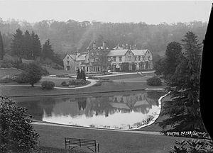 Richard Green-Price - Norton Manor