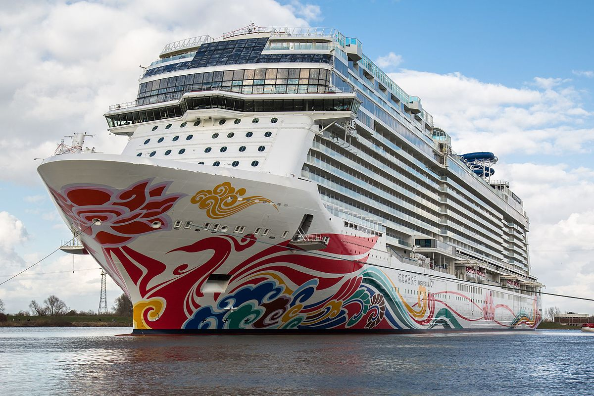 Norwegian Joy Wikipedia