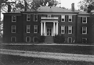 Norwood (Powhatan, Virginia) - Norwood, HABS Photo