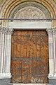 Notre Dame du Réal, La porte1, Embrun.jpg