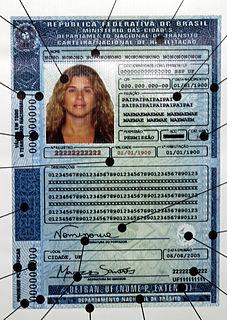 Driving licence in Brazil