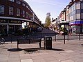 Nuneaton Marketplace as viewed from the post office - geograph.org.uk - 878137.jpg