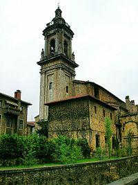 San Miguel Arcángel de Oñate
