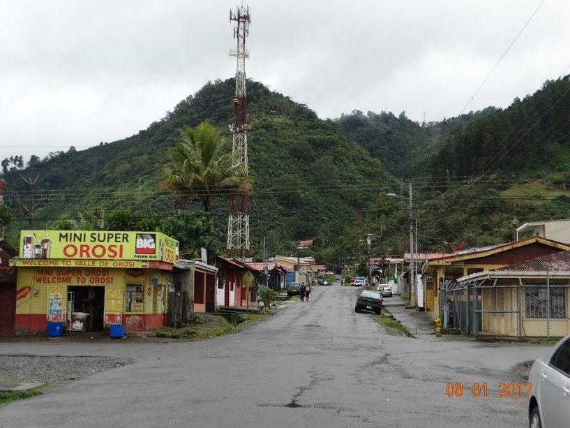 OROSI (Costa-Rica)