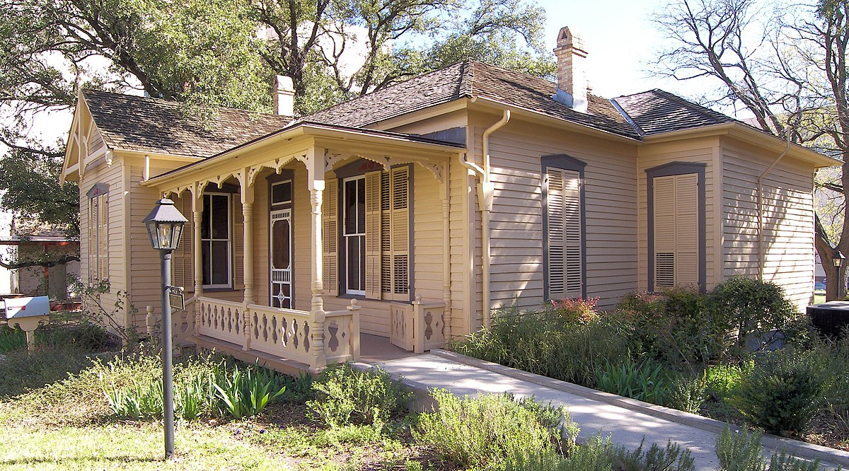 william sidney porter house