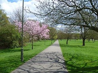 Oak Hill Park (Barnet) - Oak Hill Park