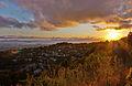 Oakland Sunset - Flickr - Joe Parks.jpg