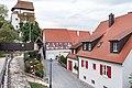Oberer Wasserturm. von der Stadtmauer, von Süden Nördlingen 20180827 001.jpg