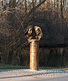 Obermenzing - Schloss Blutenburg - Agnes-Bernauer-Denkmal II 002.jpg