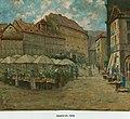 Obraz Jan Bedřich Minařík Uhelný trh (1916).jpg