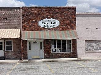 Ochlocknee, Georgia - Ochlocknee City Hall