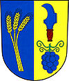 Coat of arms of Odrovice