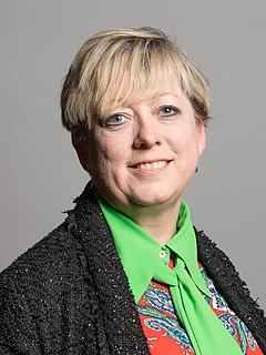 Jackie Doyle-Price British Conservative politician