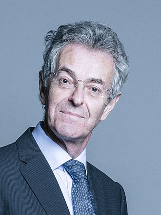 John Krebs, Baron Krebs - Lord Kreb's official parliamentary photo