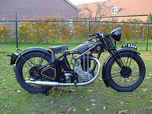 OK-Supreme 500 cc from 1930