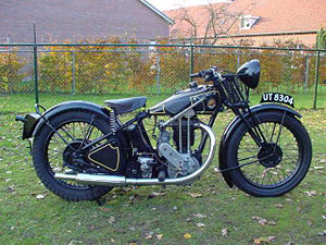 OK-Supreme - OK-Supreme 500 cc from 1930