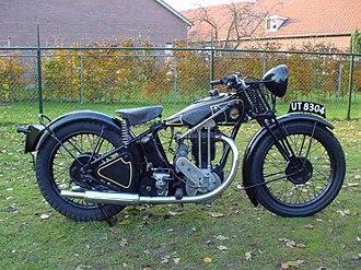 OK-Supreme - OK-Supreme 500 cc from 1930