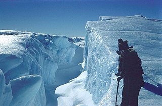 Vanderford Glacier