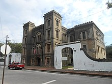 Just Did Another Tour Of The Haunted Jail In Charleston Sc Such A Creepy