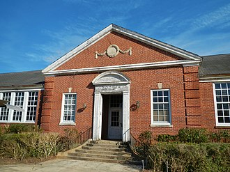 Dozier, Alabama - Image: Old Dozier Alabama High School