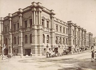 Former General Post Office, Colombo